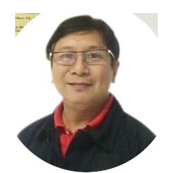 PRESIDENT – Isaias P. Alipio, Jr., MD